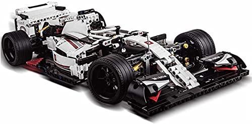 Tecnología Building Blocks Fórmula 1 F1 Racing Cars, Sports Cars Building Blocks Construcción Juguetes-1235Parts, Exclusivo Artículo de Coleccionista