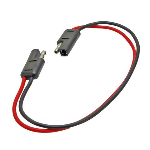 Femitu 12 Gauge 2 Pin Quick Disconnect Harness