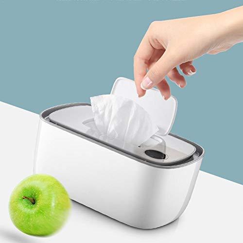 Ablerfly Baby Feuchttücher Wärmer Tücher-Wärmer Baby Feuchttuchspender | Wischtuchhalter | Tücher Fall
