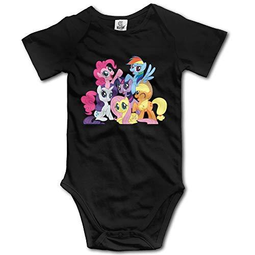 Cool My Little Pony Friends Baby One Piece Newborn Apparel 18Months