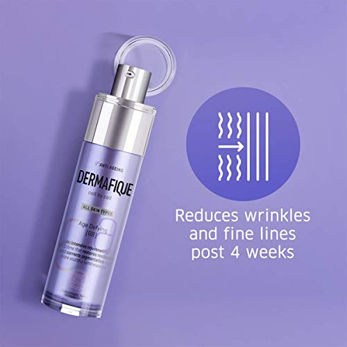 Dermafique Age Defying BB Cream for All Skin Types, Dermatologist Tested, Anti-ageing Creme (50 g)