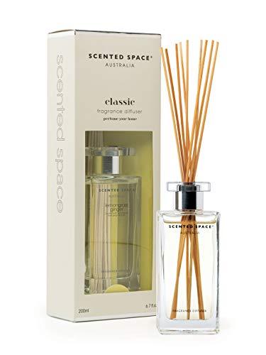 Lemongrass Ginger Fragrance Diffuser 200ml