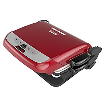 George Foreman GRP4842R-Waffle Makers