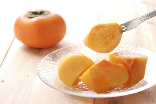 種なし 柿 約2キロ 8〜12個 化粧箱入 お中元 ギフト たねなし柿 種なし柿