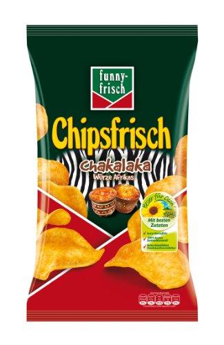 Funny-Frisch Chipsfrisch Chakalaka, 3er Pack   (3 x 175 g)