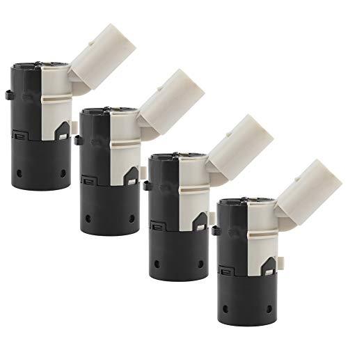 Sensor de aparcamiento KIMISS PDC para A3 A4 S4 RS4 A6 S6 RS6 OE 7H0919275A (4PCS)