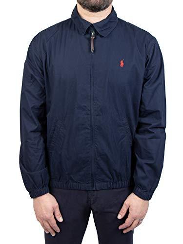 Ralph Lauren Polo Bayport Cotton Harrington Jacket in Aviator Navy S