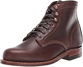 Wolverine Men's 1000 Mile Fashion Boot, Brown Leather, 10 D US