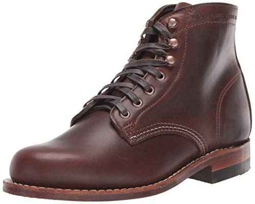 Image of Wolverine Men's 1000 Mile Fashion Boot, Brown Leather, 10 D US