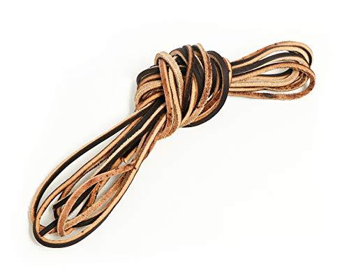 [ホワイツブーツ] 純正レザーブーツレース靴紐90インチ(約230cm)