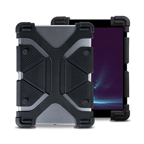 Celly Octopad912Bk - Funda Universal para tabletas de 9-12, Color Negro