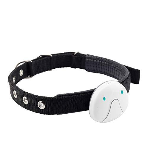 LXJ Rastreador GPS para Mascotas Rastreador De Mascotas Dispositivo Anti-perdido Mini Rastreador De Mascotas Producto Inteligente