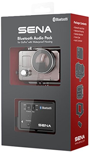 Sena GP10-02 Bluetooth Pack for GoPro with Waterproof Case
