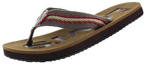 Levi's Mens Kyle Casual J Sandals in Brown/Dark Brown 7 M US