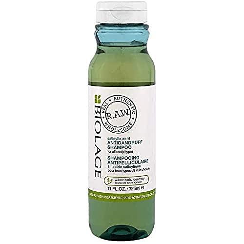 Biolage Bio Champú Raw Scalp Anticaspa, 325 ml