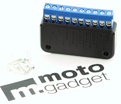motogadget Signalkabel Kasten für Tachometer, Msp Breakout Box A