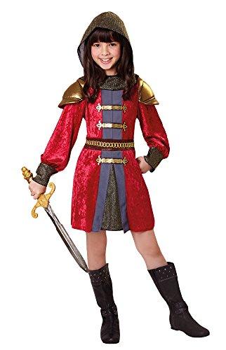 Bristol Novelty CF029 Traje Princesa Caballero, Mediano, 122-134 cm, Edad aprox 5-7 años