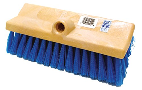 Blue Devil Deck and Acid Brush - 10 in.