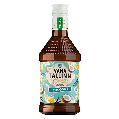 Liviko Vana Tallinn Cream Coconut Vegan Likör