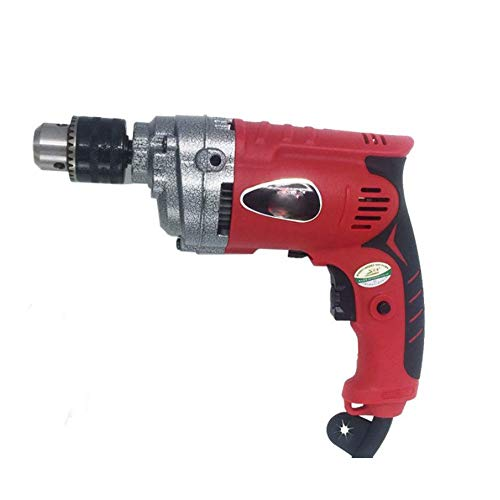 Sturdy Portable Electric Drill, High Power Pistol Drill, Home Improvement Drill Tool