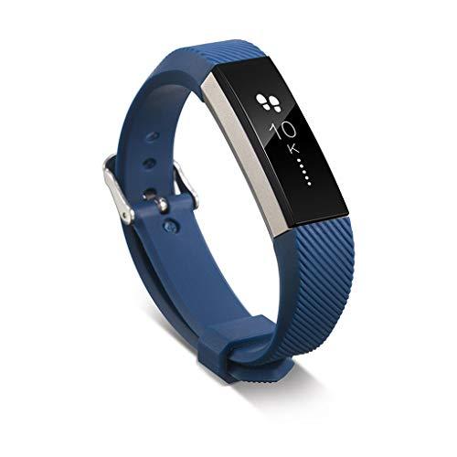 Fucung - Correa de repuesto para Fitbit Ace/Alta/HR de 4,5 a 5,9' para Fitbit Ace/Alta/HR, color azul