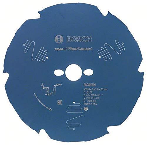 BOSCH 2608644350 - Disco de sierra circular CSB Expert FiberCement: 254x30x6D