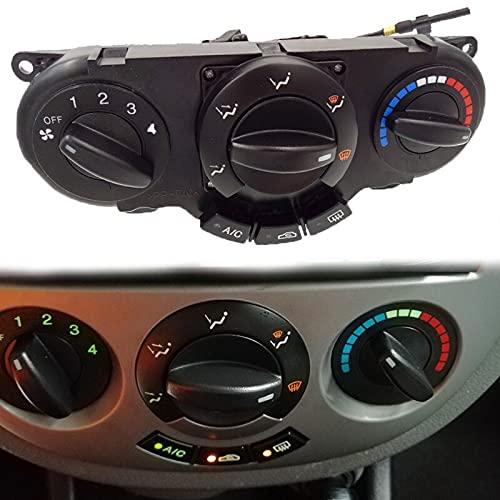 YANGFAN 96615408 Air CA Control de Clima de Control de calefacción Assy, para Carro HRV Chevrolet Lacetti Optra Nubira para Daewoo Cambiar el Interruptor de Coche