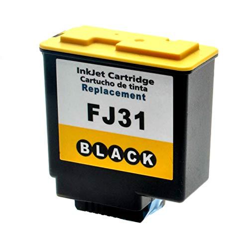 Tintenpatrone für Olivetti FJ-31 B0336 - Schwarz, kompatibel
