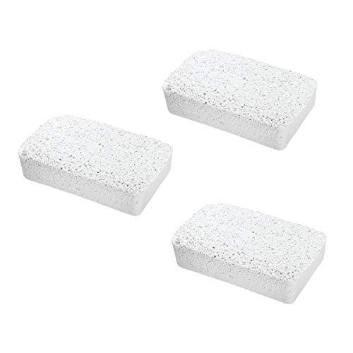 WENKO Nachfüllpack für Luftentfeuchter - 3 x 1 kg, Calciumchlorid, 16 x 4 x 11 cm, Weiß