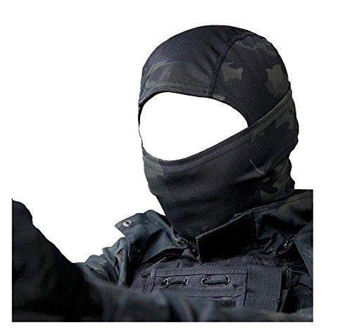 Blue BD, passamontagna, maschera da sci, passamontagna per motociclista, protezione per il viso, sport, attività ludico-sportive