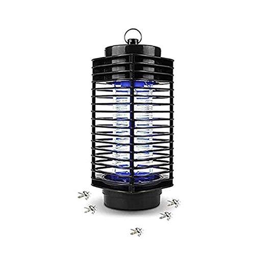 maxineer Lámpara Antimosquitos Electrico LED Mosquito Lámpara Trampa Trampa con Potente Rejilla...