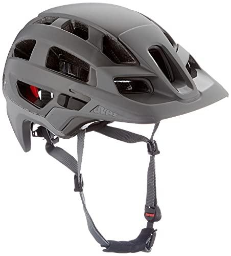 uvex Finale 2.0, Casco Bicicletta Unisex Adulto, Grey Mat, 52-57 cm