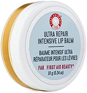 First Aid Beauty Ultra Repair Intensive Lip Balm, 0.34 Ounce