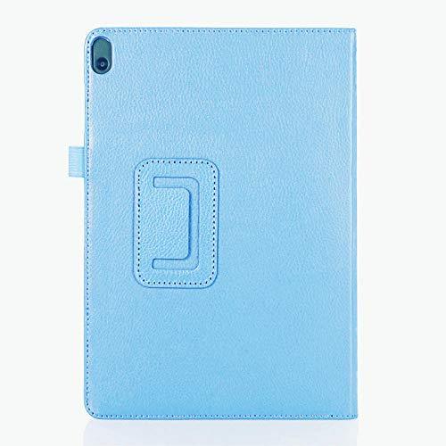 Funda plegable con soporte para tablet Lenovo Tab P10 TB-X705F TB-X705L de 10,1', color azul