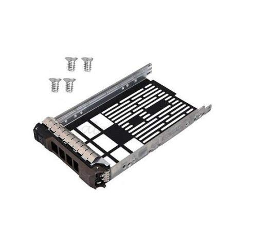 Genuine Original Dell PowerEdge SAS SATAu Hot Swap Hard Drive Caddy Tray 3.5' , Dell P/N : F238F , FREE DELIVERY