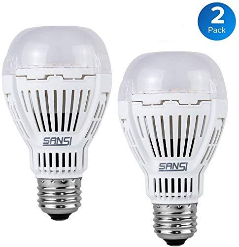 Sansi Ampoule LED Dimmable Ampoule Edison 2500 Lumen 20W (150W Incandescence équivalent), Ampoules Basse Consommation LED 5000K Lumière du Jour