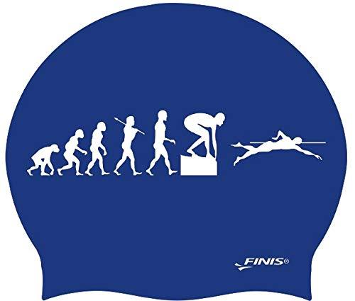 SwimmerShop Cuffia da Piscina in Silicone per Il Nuoto Evoluzione