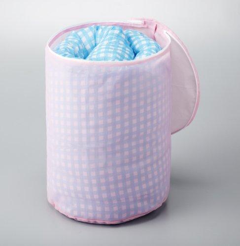 洗濯ネット 大物洗い用 円筒形