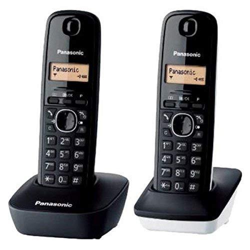 Panasonic KX-TG1612 - Teléfono Fijo inalámbrico