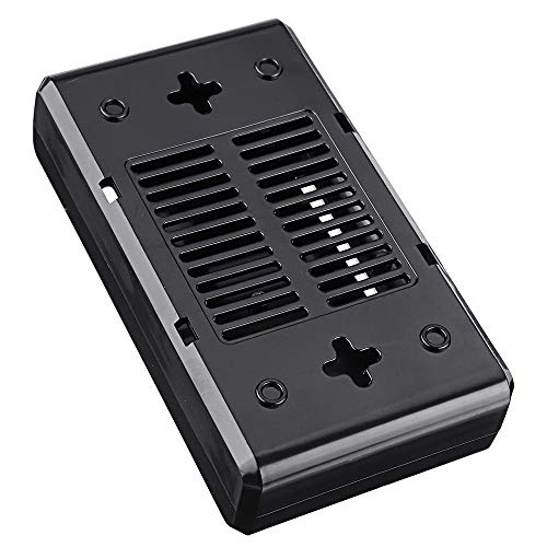 Dauerhaft Schwarz ABS-Kasten-Kasten for Mega2560 R3 Development Board Elektronische Project Box for A-r-d-u-i-n-o - Produkte, dass die Arbeit mit dem offiziellen A-r-d-u-i-n-o-Boards 5pcs Leicht zusam