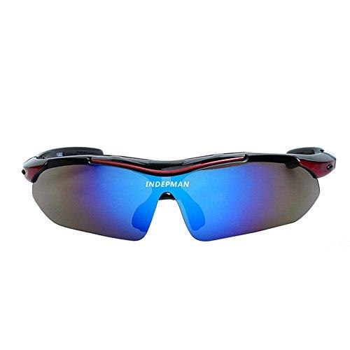 Gafas De Ciclismo Bicicleta para montar Gafas graduadas UV400 Gafas que cambian de color Gafas para exterior para adultos Adecuadas para los entusiastas de la conducción al aire libre. Para Hombres Y