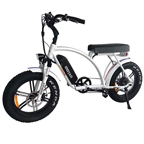 Addmotor MOTAN M-60 L7(R7) 48V 750 Watt Electric Beach Cruiser Bicycle For Adults 11.6Ah Lithium...