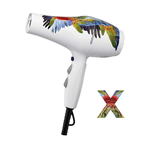 MUYAOO Hot Cold Air Hair Dryers Professional Powerful Hairdryer Power Accesorios para el cabello Parrot
