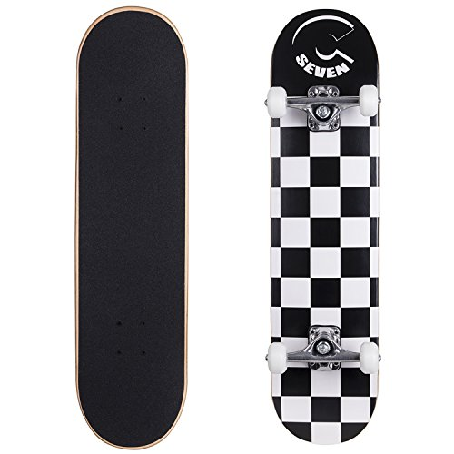 Cal 7 Complete Skateboard | 7.5, 7.75 and 8.0 Inch