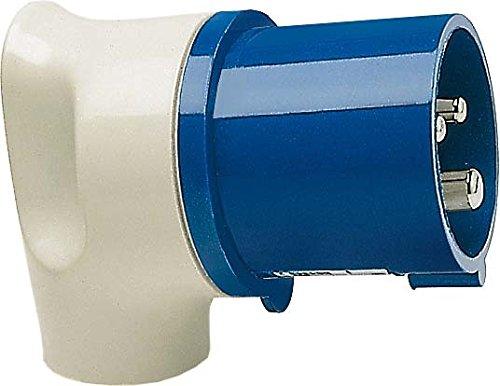 Walther Werke Mondo Winkelstecker 16A 216306 3P 230V 6h IP44 Mondo CEE-Stecker 4015609012770
