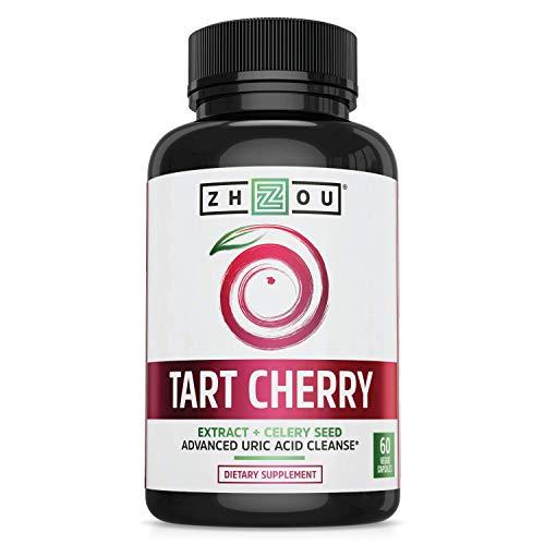 Zhou Tart Cherry Extract with Celer…