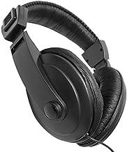 Universal Wired Metal Detector Headphones - Lawn Metal Detecting Headset Earphones w/ 3.5mm Standard Headphone Jack, Adjustable Volume Control, Sound Insulation Padding - PyleSport PHPMD23