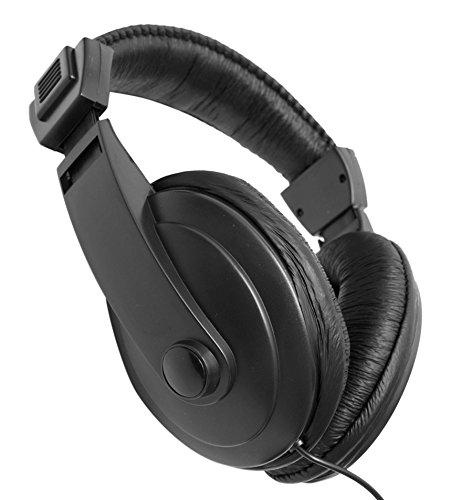 PYLE AUDIO INC PyleSport PHPMD23 Universal Headphones with Metal Detector...