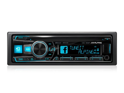 Alpine CDE-185BT Autoradio