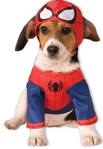 Fancy Me Animaux Chien Chat Spiderman Super Héros Halloween
